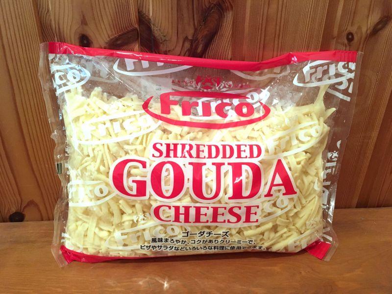 [40]が投稿したFrico フリコ シュレッド ゴーダチーズの写真