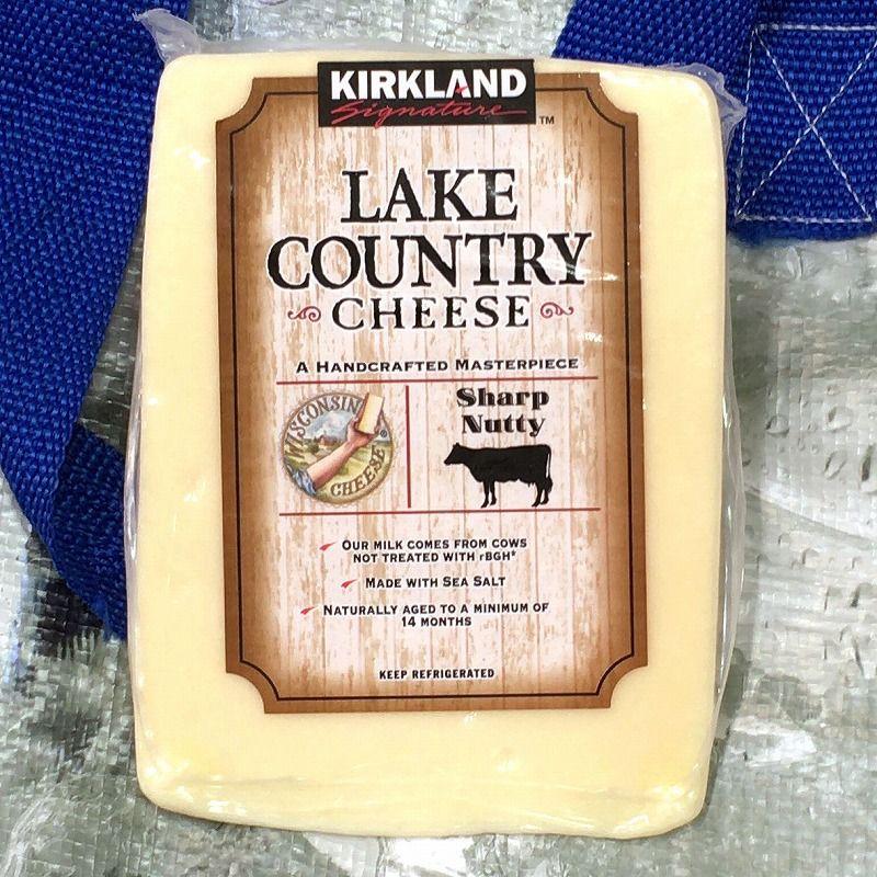 [2]が投稿したカークランド レイクカントリーチーズの写真