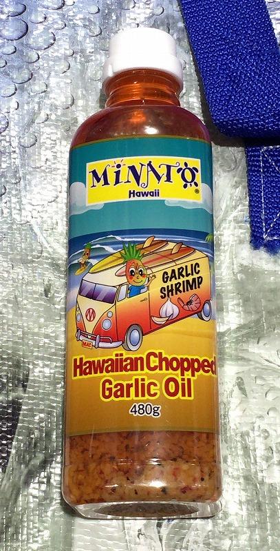[2]が投稿したMINATO ハワイアンチョップドガーリックオイルの写真