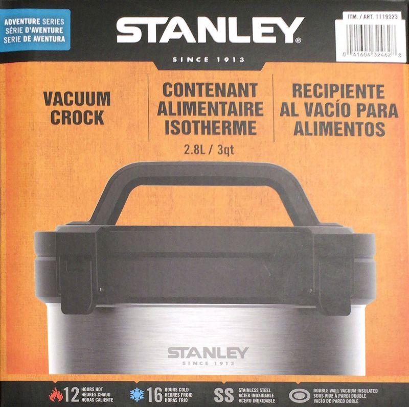 [2]が投稿したSTANLEY 真空保温調理器の写真