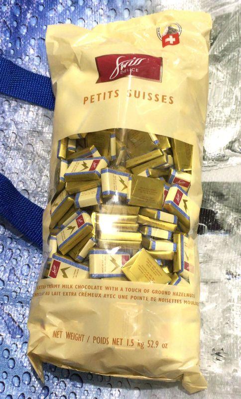[2]が投稿したスイスデリス ミルクチョコレートの写真