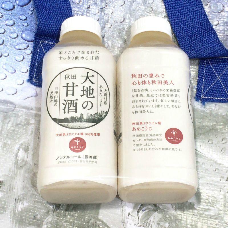 [2]が投稿した大潟村あきたこまち生産者協会 大地の甘酒の写真