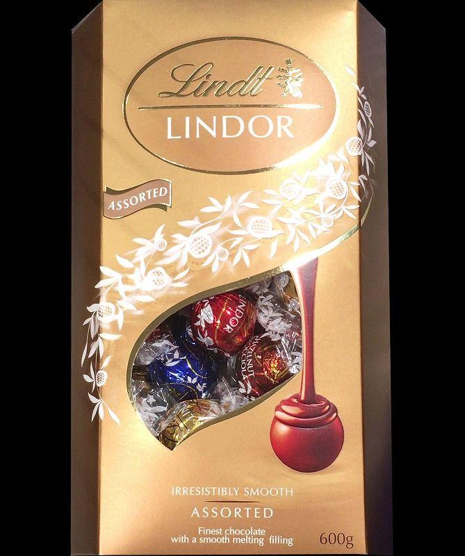[2]が投稿したリンツ リンドール トリュフチョコレート 4フレーバ アソートの写真