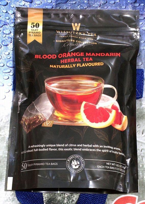 [2]が投稿したWissotzky Tea ヴィソツキーティー ブラッドオレンジマンダリンティーの写真