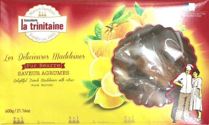 [2]が投稿したLA TRINITAINE ピュアバター マドレーヌ シトラスの写真