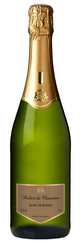 ukiukiさん[1]が投稿したHUBERT DE CHARENNE ユベール・ド・シャレニー  フレンチ・ スパークリングワインの写真