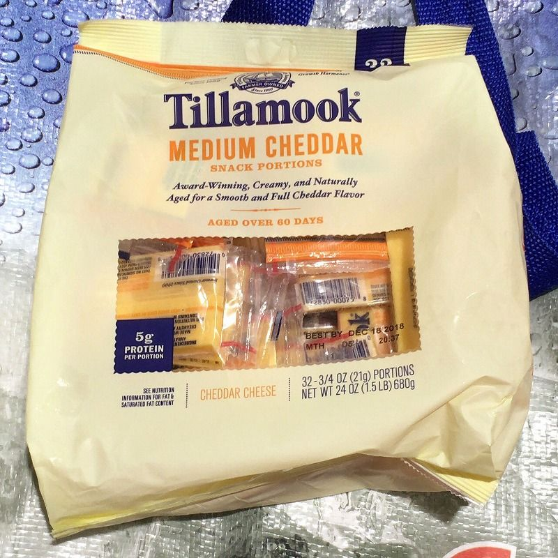 [2]が投稿したティラムーク ティラムース ミディアムチェダーチーズの写真