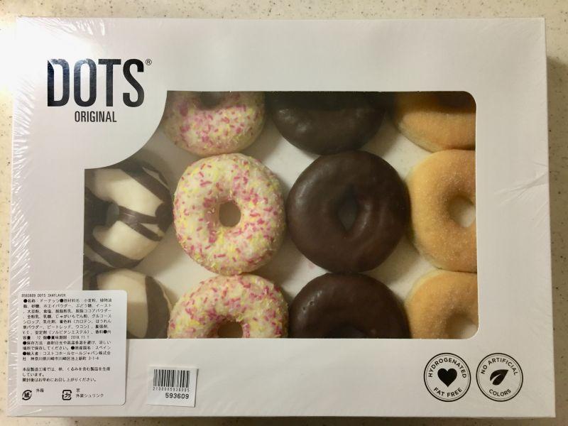 みゅーさん[26]が投稿したDOTS ORIGINAL ドーナッツの写真