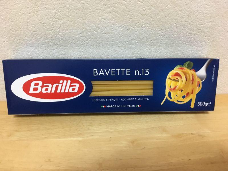 [2]が投稿したBarilla バリラ バベッティー(リングイネ)の写真