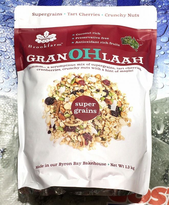 [2]が投稿したBROOK FARM GRAN OH LAAH グラノーラ スーパーグレインズの写真