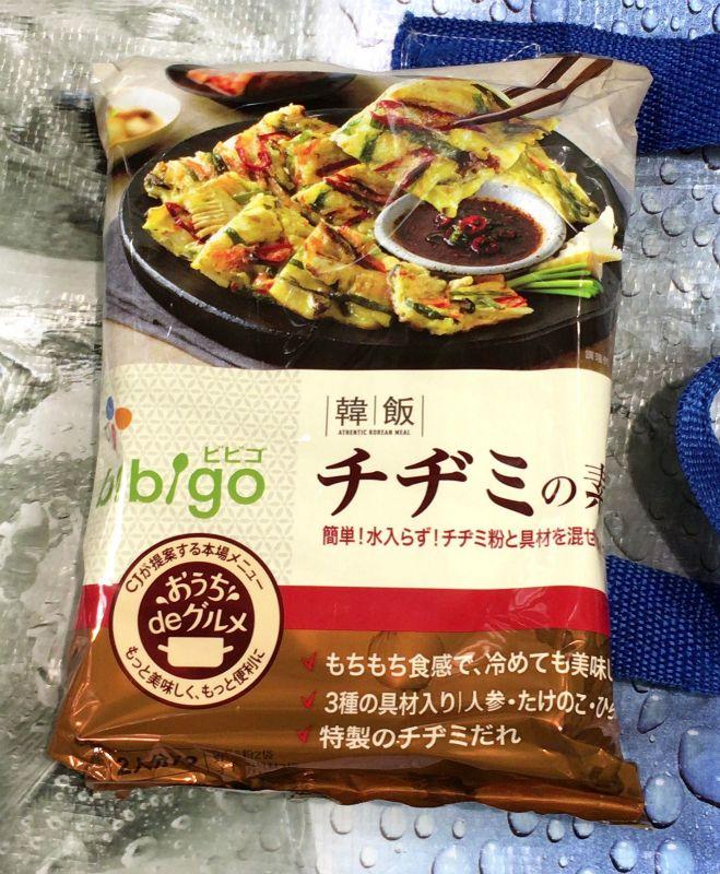 [2]が投稿したCJ BIBIGO 韓飯 チヂミの素の写真