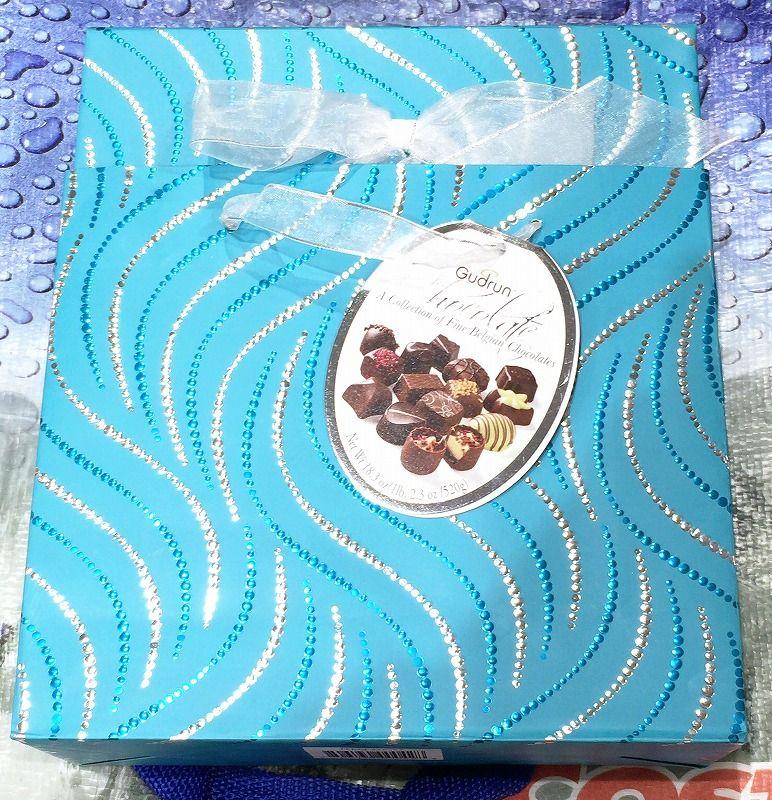 [15]が投稿したGudrun bag & Box (ガドラン ベルギー ムースチョコレート)の写真