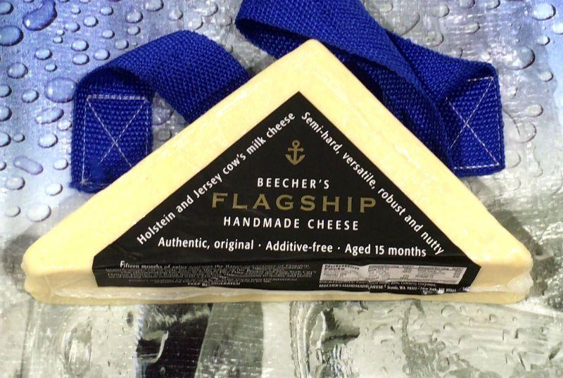 [2]が投稿したBEECHAR'S ビーチャーズ フラッグシップチーズの写真