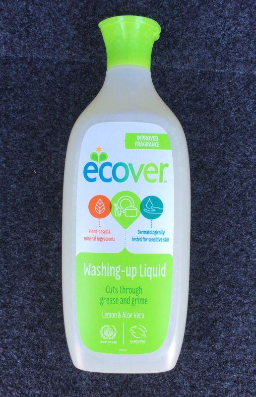 [4]が投稿したエコベール 食器用洗剤 レモンの写真