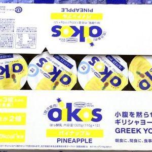 ダノン oikos オイコス パイナップル
