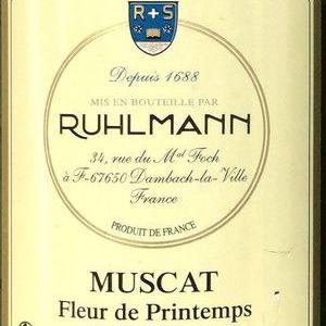 ルールマン ミュスカ フルール・ド・プランタン