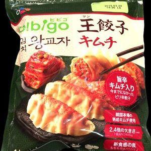 CJ BIBIGO 王餃子 キムチ