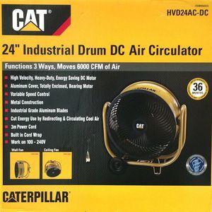 CATERPILLAR エアーサーキュレーター HVD-14AC