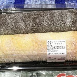 カークランド 米粉のスイスロール