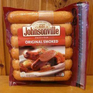 Johnsonville ジョンソンヴィル オリジナルスモーク ソーセージ