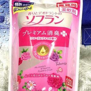 ライオン ソフラン プレミアム消臭プラス フローラルアロマの香り 柔軟剤
