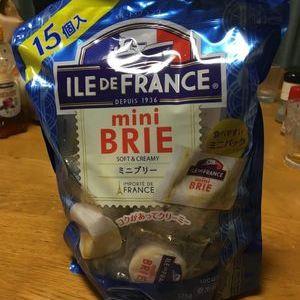 ILE DE FRANCE ミニブリーチーズ
