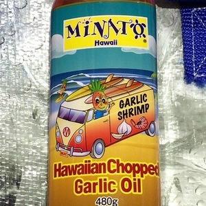 MINATO ハワイアンチョップドガーリックオイル