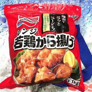 AJINOMOTO レンジ若鶏から揚げ