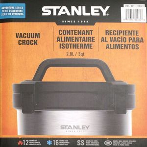 STANLEY 真空保温調理器