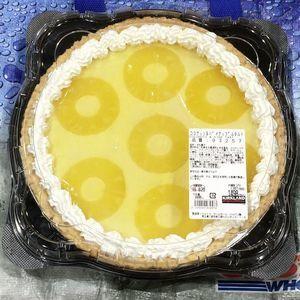 カークランド ココナッツ&パイナップルタルト