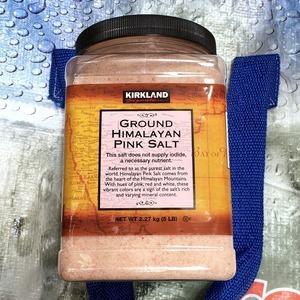 カークランド ヒマラヤ ピンク岩塩(GROUND HIMALAYAN PINK SALT)