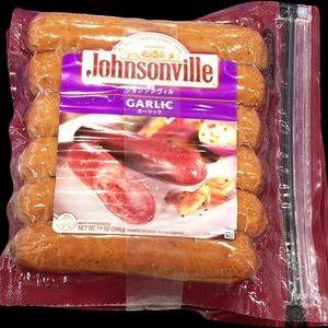 Johnsonville ジョンソンヴィル ガーリック
