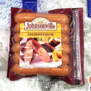 Johnsonville ジョンソンヴィル チェダーチーズ