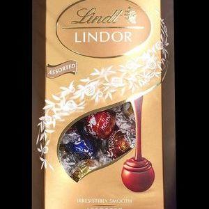 リンツ リンドール トリュフチョコレート 4フレーバ アソート