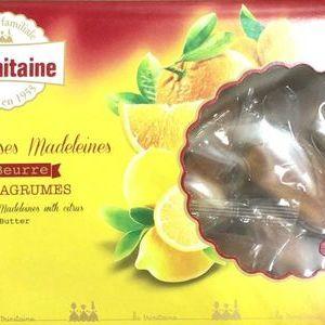 LA TRINITAINE ピュアバター マドレーヌ シトラス