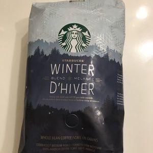 スターバックス ウィンターブレンド Winter Blend