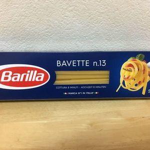 Barilla バリラ バベッティー(リングイネ)