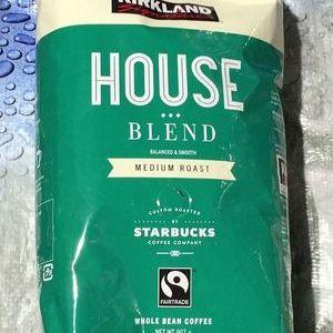 カークランド スターバックスローストハウスブレンドコーヒー