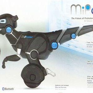 ミポザウルス ロボット