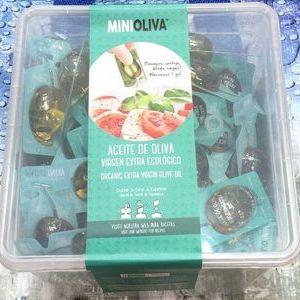 ALCALA OLIVA S.A. MINIOLIVA オーガニックエクストラバージンオリーブオイル