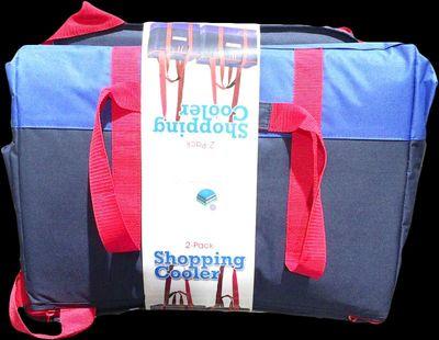(名無し)さん[9]が投稿したコストコ ショッピングクーラーバッグ 2個セットの写真
