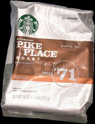 スターバックス パイクプレイスロースト Starbucks Pike Place Roast