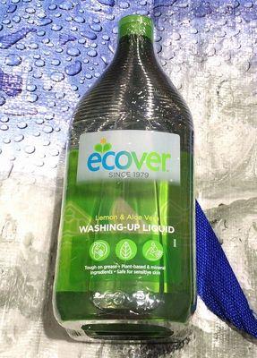 エコベール 食器用洗剤 レモン