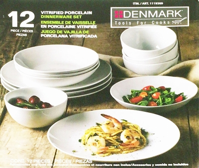 DENMARK ディナーウェア