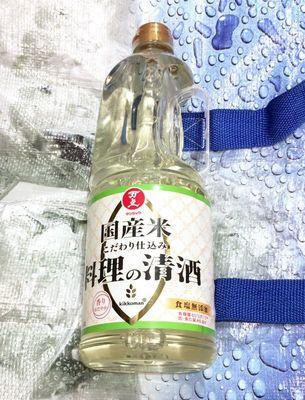 キッコーマン マンジョウ 国産米 こだわり仕込み 料理の清酒