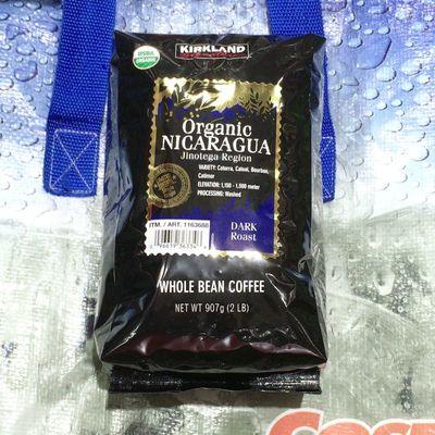 カークランド オーガニック ニカラグアコーヒー