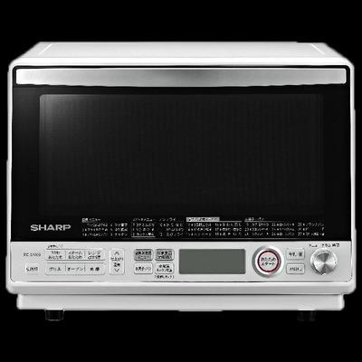 シャープ 過熱水蒸気オーブンレンジ RE-S1000-W