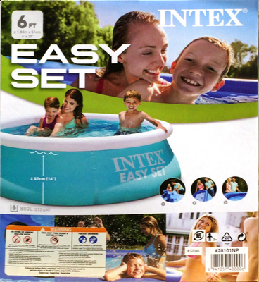 INTEX イージーセットプール