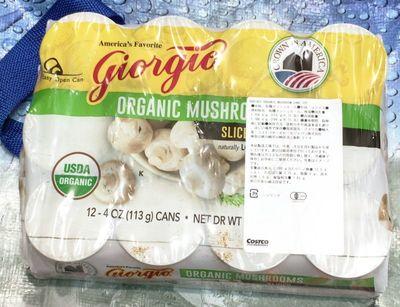 GIORGIO オーガニックスライスマッシュルーム