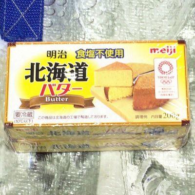 MEIJI(明治) 北海道バター (食塩不使用)